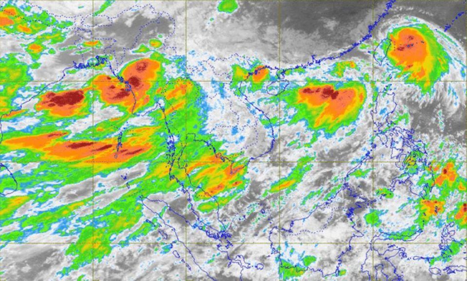 ซินลากู อ่อนกำลังลง แต่ทั่วไทยฝนยังตกหนัก