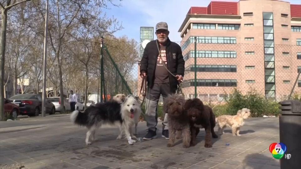 สเปนเพิ่มมาตรการป้องกันโรคโควิด-19 หลังยอดผู้ติดเชื้อเพิ่ม