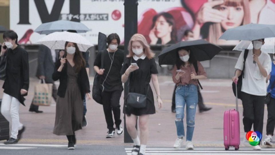 ยอดผู้เสียชีวิตจากสภาพอากาศร้อนในญี่ปุ่นพุ่งสูง