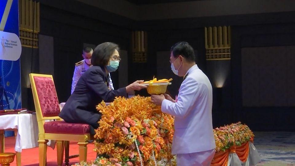 ผู้แทนพระองค์ เปิดการประชุมวิชาการวิทยาศาสตร์การแพทย์ ครั้งที่ 28