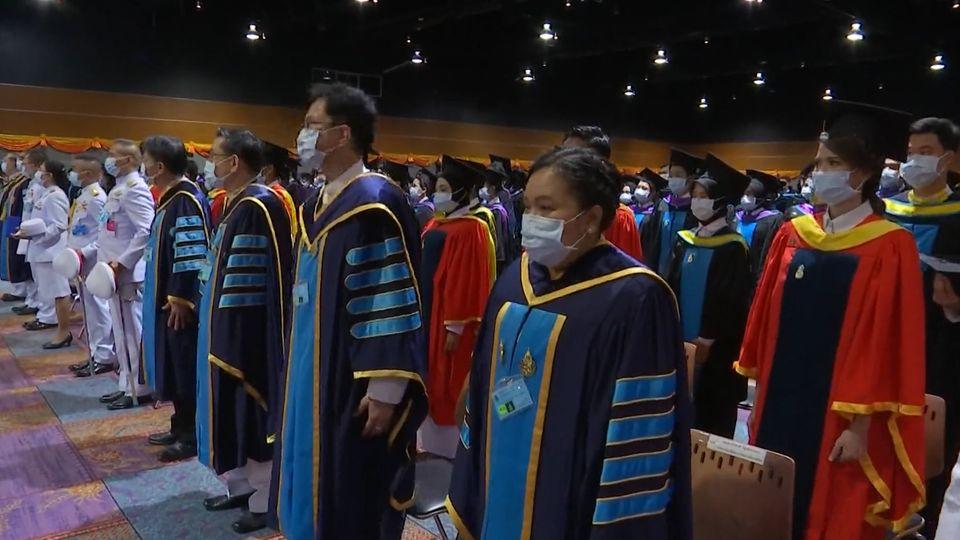 สมเด็จเจ้าฟ้าฯ กรมพระศรีสวางควัฒน วรขัตติยราชนารี พระราชทานปริญญาบัตรแก่ผู้สำเร็จการศึกษาจากมหาวิทยาลัยสงขลานครินทร์ ประจำปีการศึกษา 2562 เป็นวันที่ 2