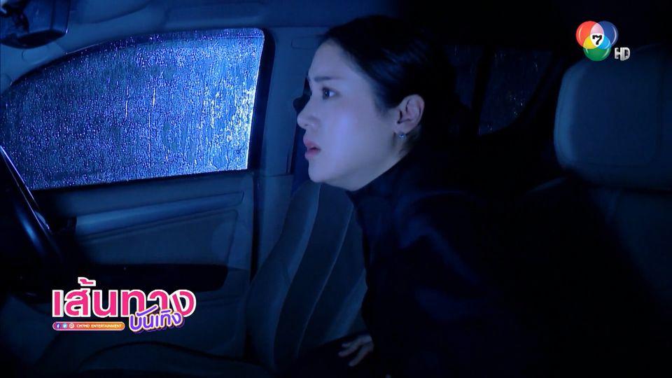 ฉาก พิม พิมประภา เจอเปรตพ่อ - โม อมีนา กรวดน้ำสวดมนต์แบบผิดๆ ในละคร เงาบุญ