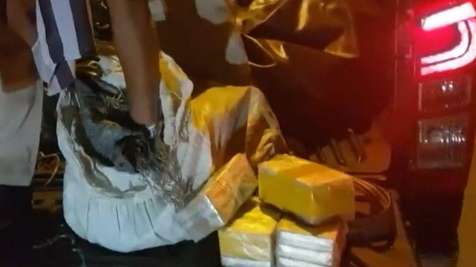 ปส.สกัดจับแก๊งค้ายา ลักลอบขนเฮโรอีน 400 กก. - พบเส้นทางเตรียมส่งออกต่างประเทศ