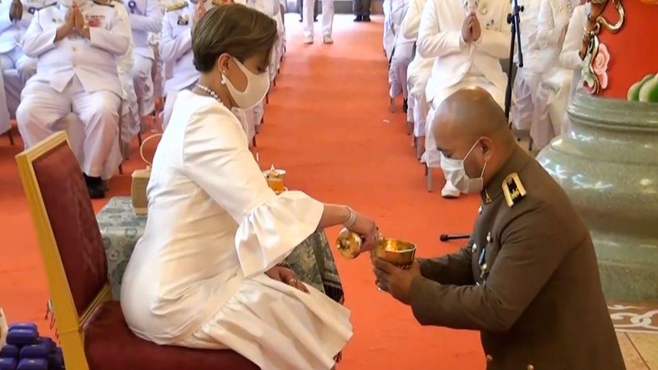 ผู้แทนพระองค์ เปิดงานเทศกาลกินเจ เทิดไท้องค์ราชัน 68 พรรษา ที่จังหวัดชลบุรี