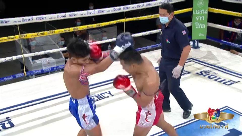 มวยเด็ด วิกหมอชิต : ผลมวยไทย 7 สี 18 ต.ค.63 เพชรรภา ส.โสพิศ vs น่ารัก ศิษย์วัชรชัย