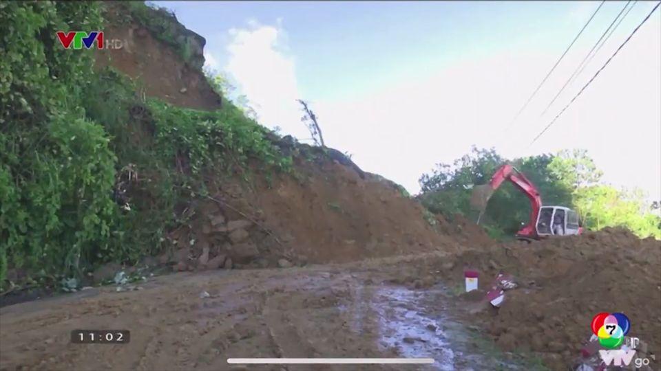 ผู้เสียชีวิตจากพายุไต้ฝุ่นโมลาเบ พัดถล่มเวียดนาม ทะลุ 30 คน