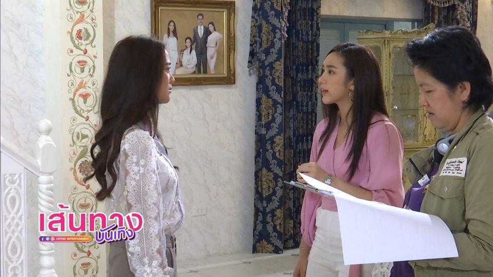 2 สาวเพื่อนซี้ แม็กกี้ - พลอย ปะทะอารมณ์กันในละคร หนี้เกียรติยศ