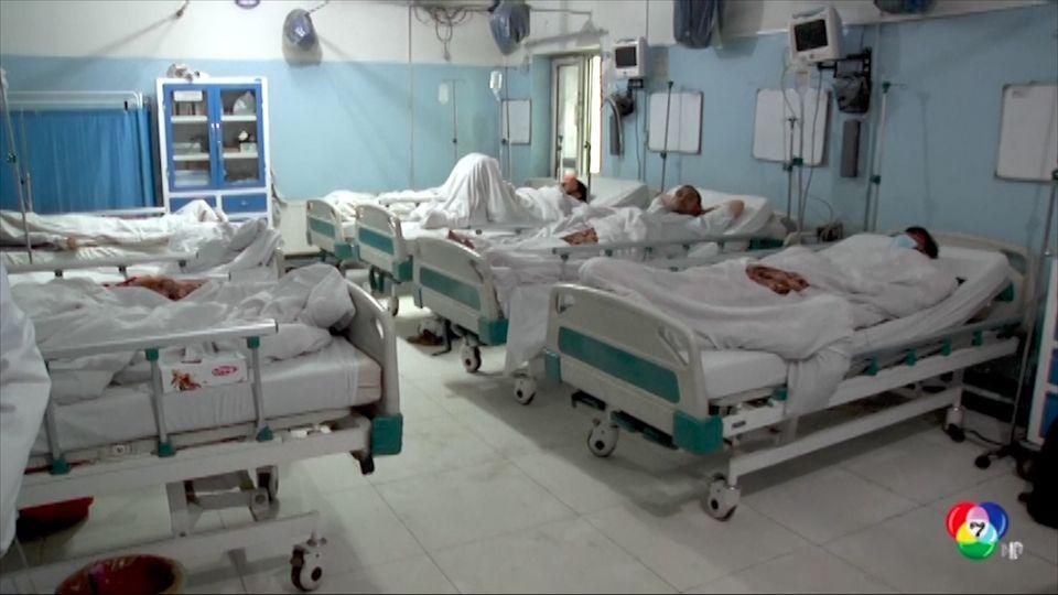 เหตุกราดยิงที่มหาวิทยาลัยในอัฟกานิสถาน มีผู้เสียชีวิตอย่างน้อย 19 ราย