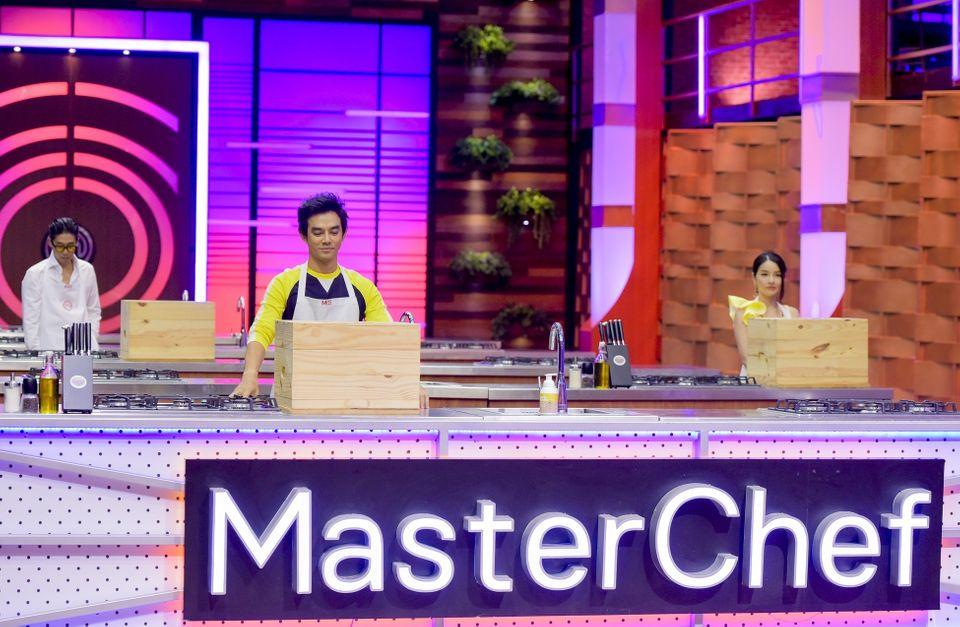 """MasterChef Celebrity Thailand"" สุดเดือด!! ""มอส-แอร์-พิชญ์"" ประกาศ!! ตัดขาดความเป็นพี่น้อง"