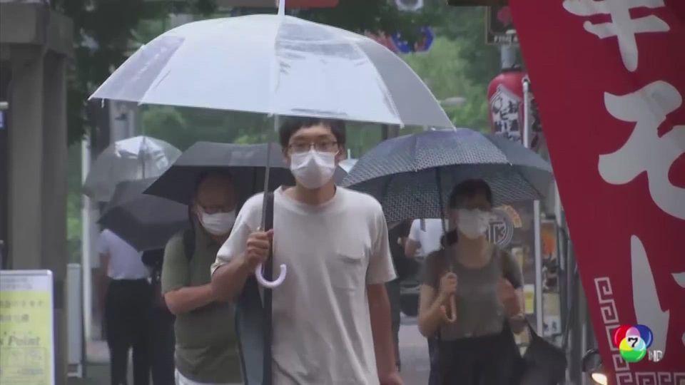 ญี่ปุ่นพบผู้ติดเชื้อโควิด-19 ทะลุวันละ 900 คน