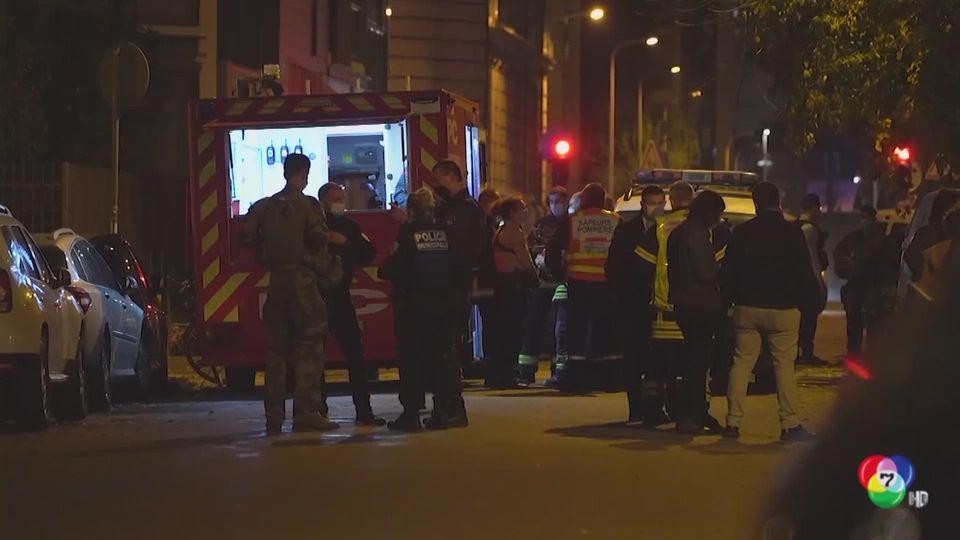 บาทหลวงถูกยิงบาดเจ็บสาหัสที่โบสถ์ฝรั่งเศส
