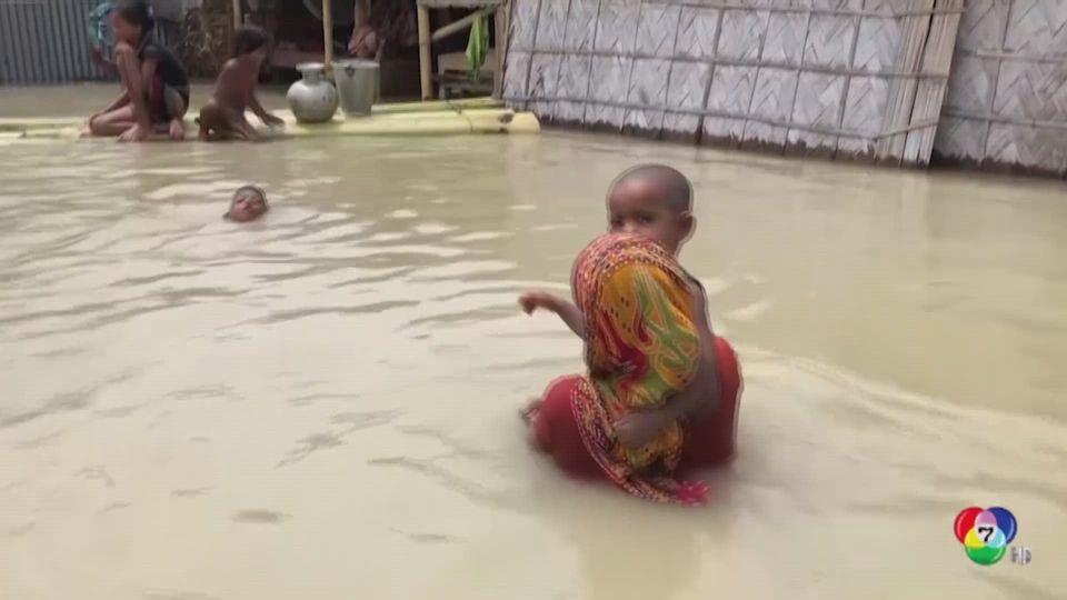 เกิดเหตุน้ำท่วมหนักในอินเดีย - น้ำท่วมฉับพลันในอินโดนีเซีย