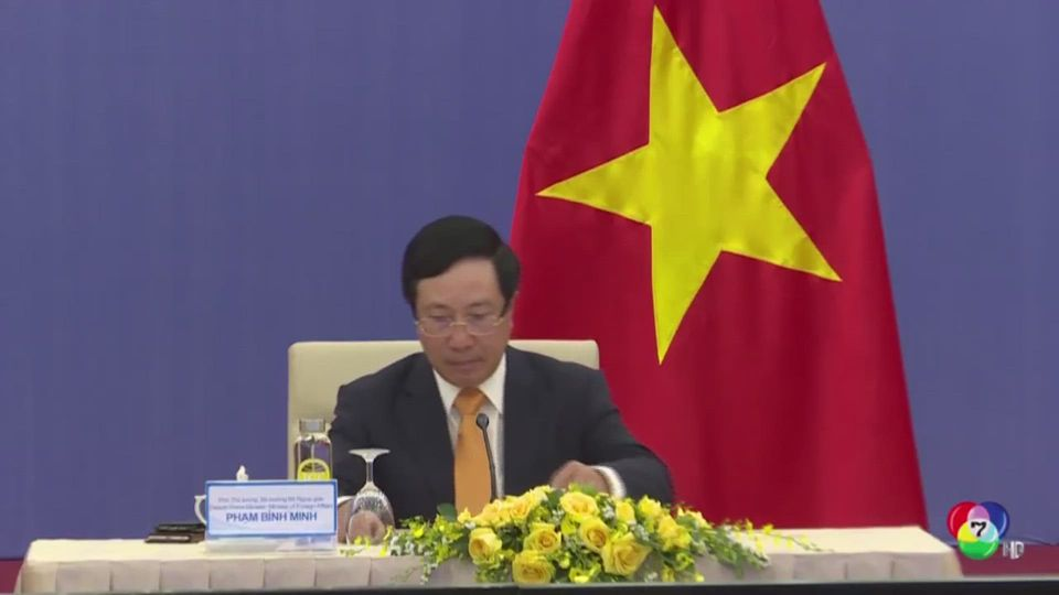 จีนเร่งหาพันธมิตรต่อกรสหรัฐฯ พิพาททะเลจีนใต้