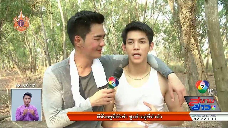 รวมเด็ดแม่ไม้มวยไทยในละครคาดเชือก : สนามข่าวบันเทิง