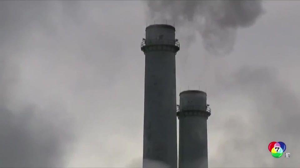 สถาบันผิวหนังค้นพบมลพิษทางอากาศทำให้หัวล้าน