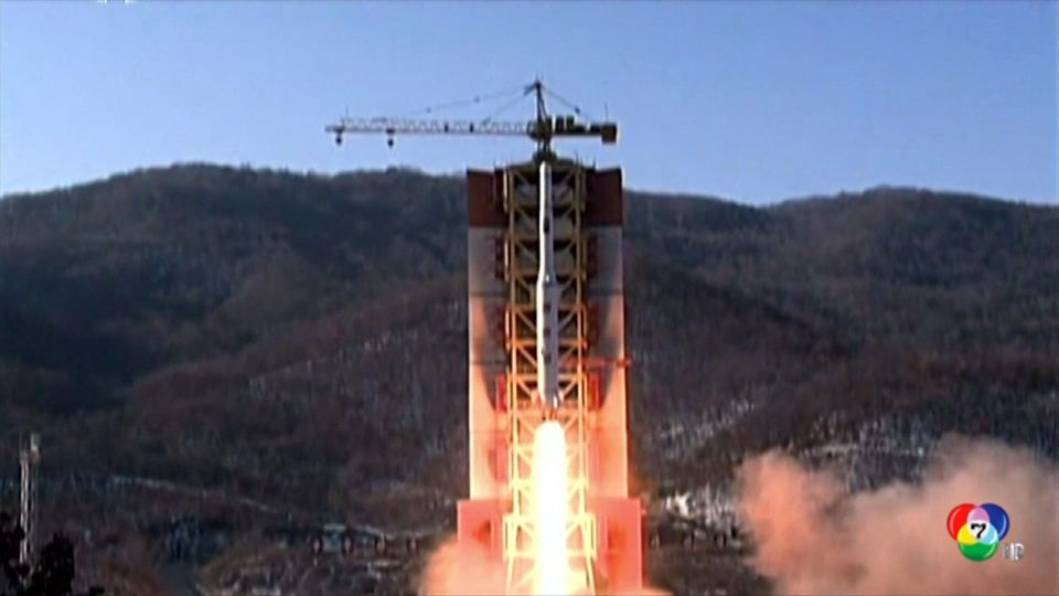 เกาหลีเหนือ ยิงขีปนาวุธ 2 ลูกลงทะเล วันนี้!!