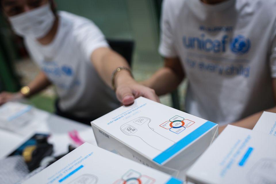 สหรัฐฯ จับมือยูนิเซฟ เร่งช่วยเหลือประชากรกลุ่มเปราะบางที่สุด และแรงงานข้ามชาติในประเทศไทย สู้วิกฤตโควิด-19