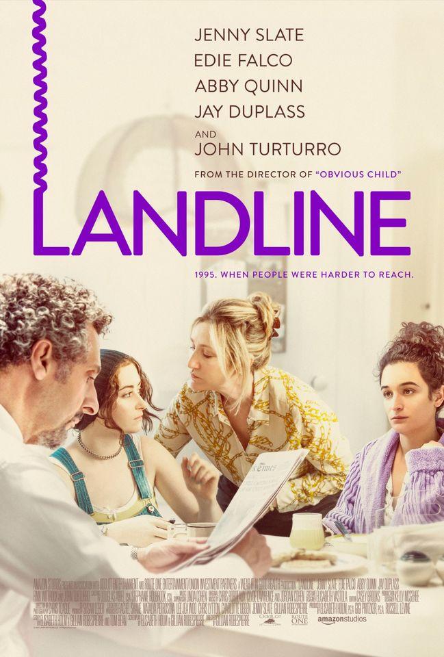 """ภ.ฝรั่ง """"LANDLINE สายนี้...มีแต่วุ่น"""" (LANDLINE)"""