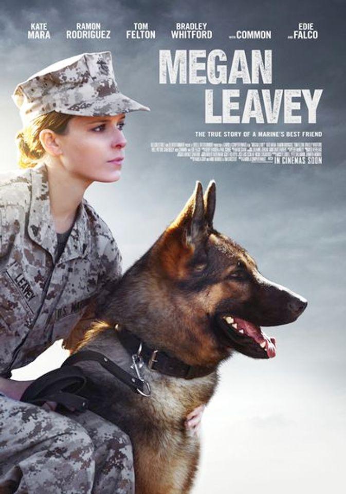 """ภ.ฝรั่ง """"ยอดสุนัขพิทักษ์สมรภูมิ"""" (MEGAN LEAVEY)"""