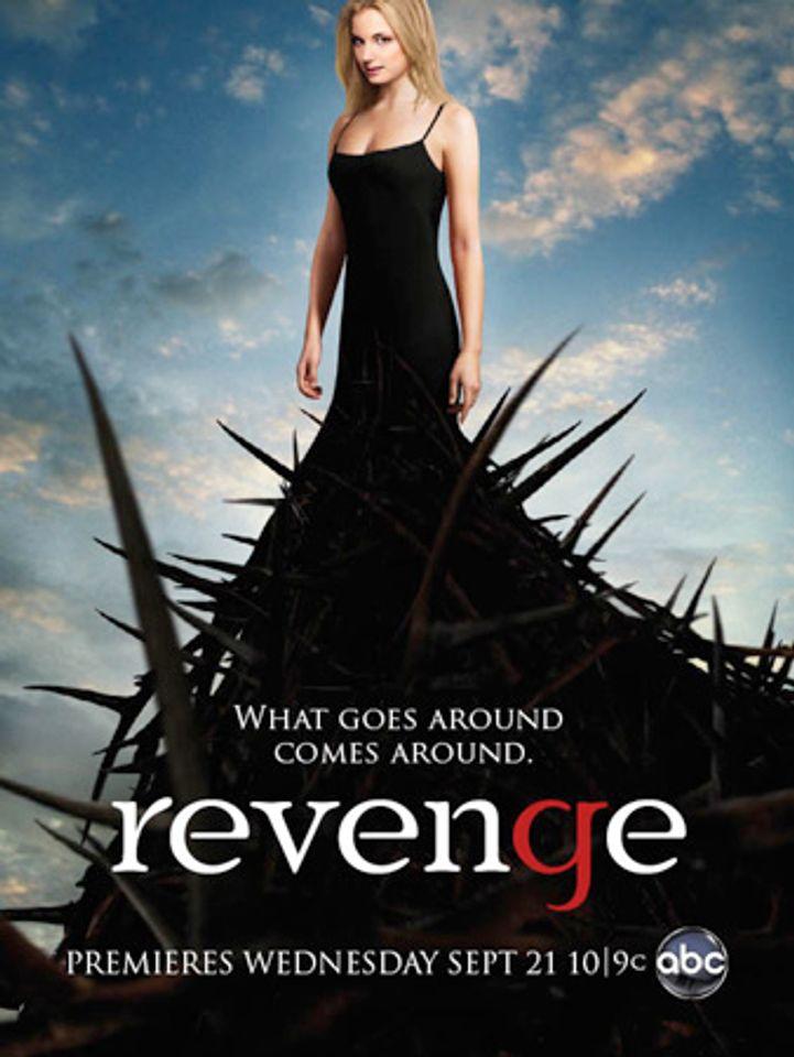 """ภาพยนตร์ฝรั่งชุด เรื่อง """"REVENGE  เกมแค้นแผนพยาบาท"""""""