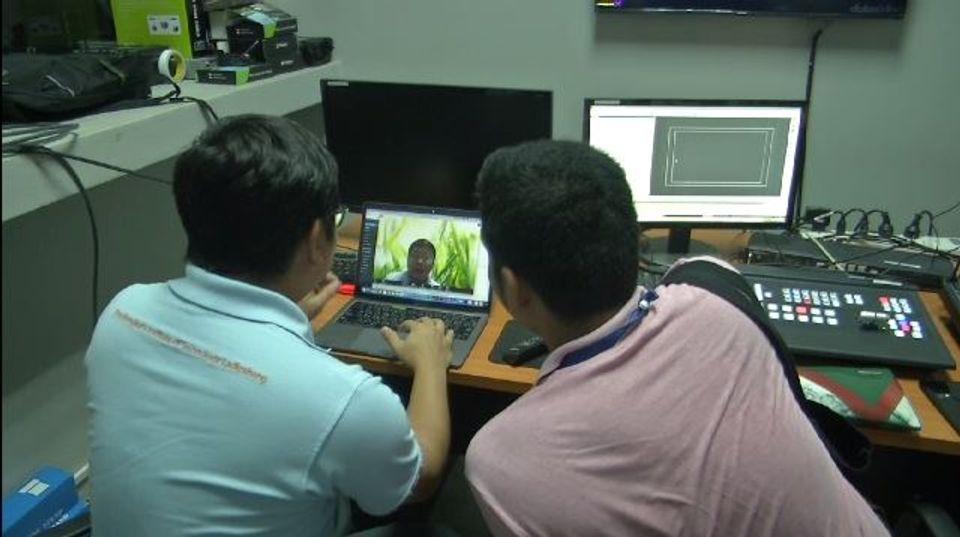 บิ๊กป้อม กำชับ คกก.ดิจิทัลฯจัดบริการเทคโนโลยีรองรับทำงานที่บ้าน ลดเสี่ยงโรคโควิด-19