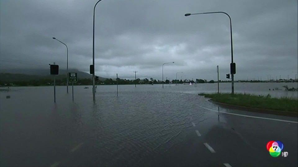คืบหน้าเหตุน้ำท่วมหนักในรัฐควีนส์แลนด์ออสเตรเลียล่าสุดพบศพแล้ว 2 ราย