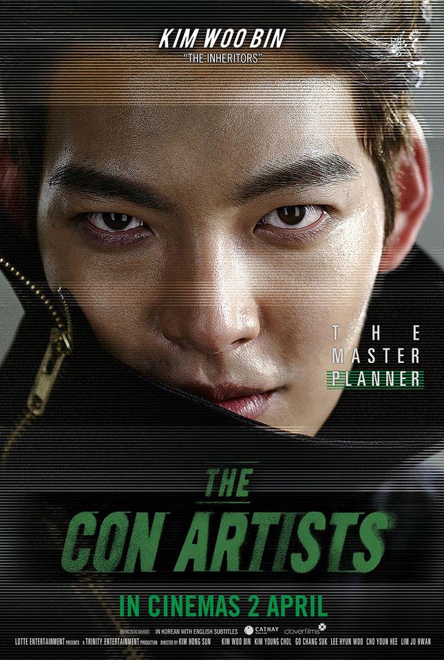 """ภ.เกาหลี """"พลิกแผนปล้นระห่ำเมือง"""" (THE CON ARTISTS)"""