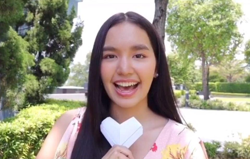 นักแสดง 7HD ส่งกำลังใจให้บุคลากรทางการแพทย์พับหัวใจกระดาษ แชร์โซเชียล #OurHeartForYou