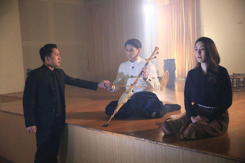 แบงค์-พิม พักรบ จับมือปลอมเป็นผีดนตรีไทย ไขปริศนาใน พรายสังคีต