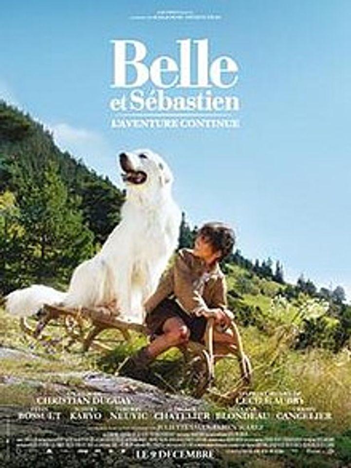 """ภ.ฝรั่ง """"เบลล์แอนด์เซบาสเตียน เพื่อนซี้ผจญภัย"""" (BELLE AND SEBASTIEN : THE ADVENTURE CONTINUES)"""