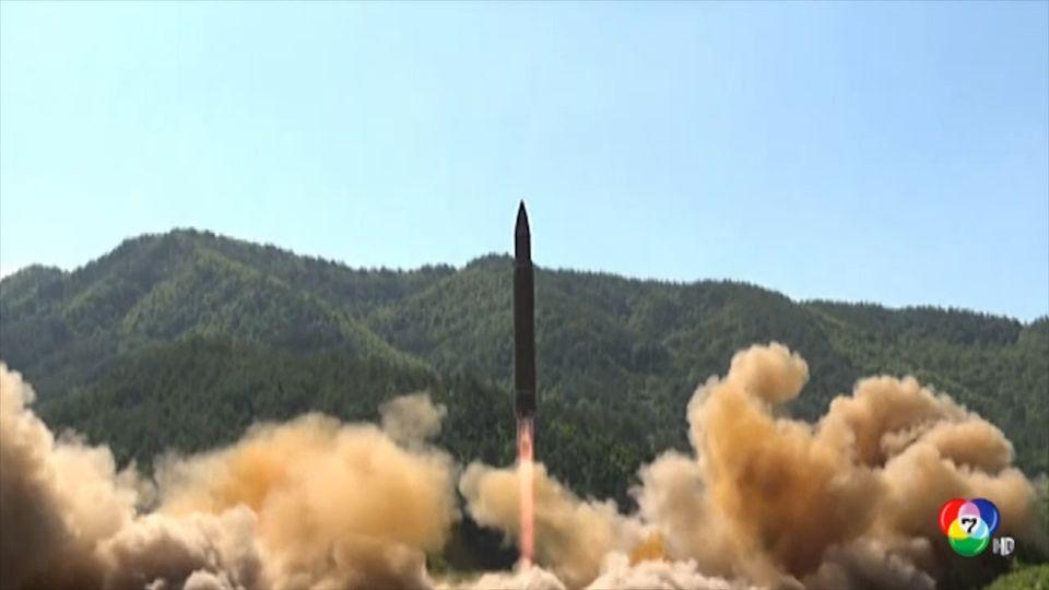 สหรัฐฯ เผยเกาหลีเหนืออาจเตรียมทดลองยิงจรวดอีก
