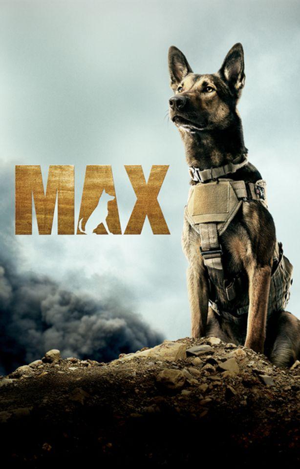 """ภ.ฝรั่ง """"แม็กซ์ สี่ขาผู้กล้าหาญ"""" (MAX)"""