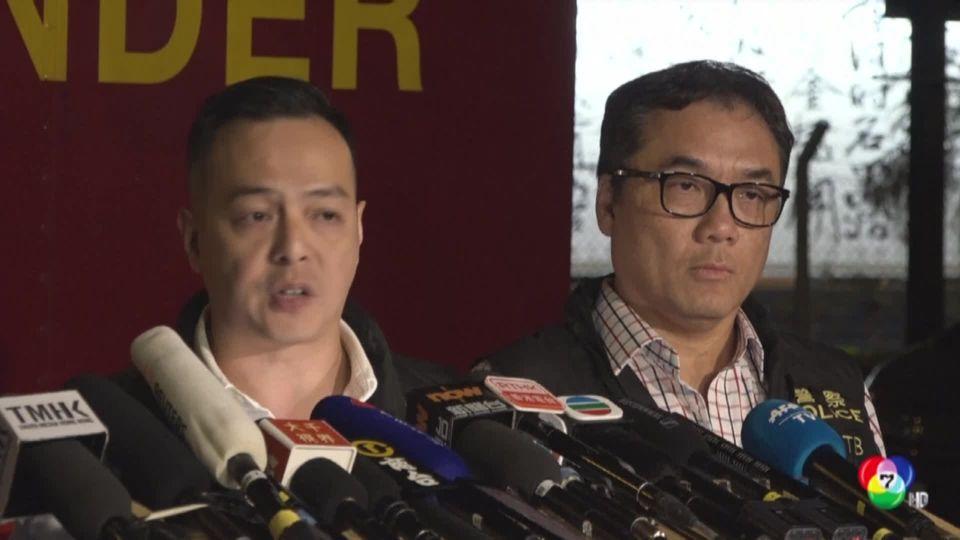 ตำรวจฮ่องกงพบระเบิดเพลิง 4,000 ขวด ในมหาวิทยาลัยโพลีเทคนิค
