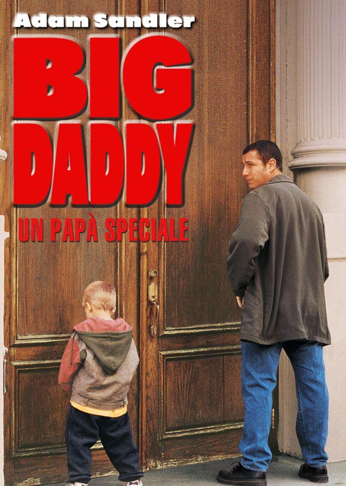 """""""คุณพ่อกำมะลอ"""" (BIG DADDY)"""