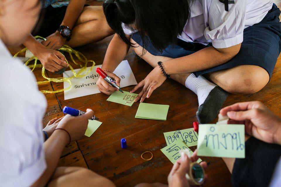 ยูนิเซฟเผยผลกระทบโควิด-19 ต่อเยาวชนในไทย พบ 8 ใน 10 เครียดปัญหาการเงินของครอบครัวมากสุด