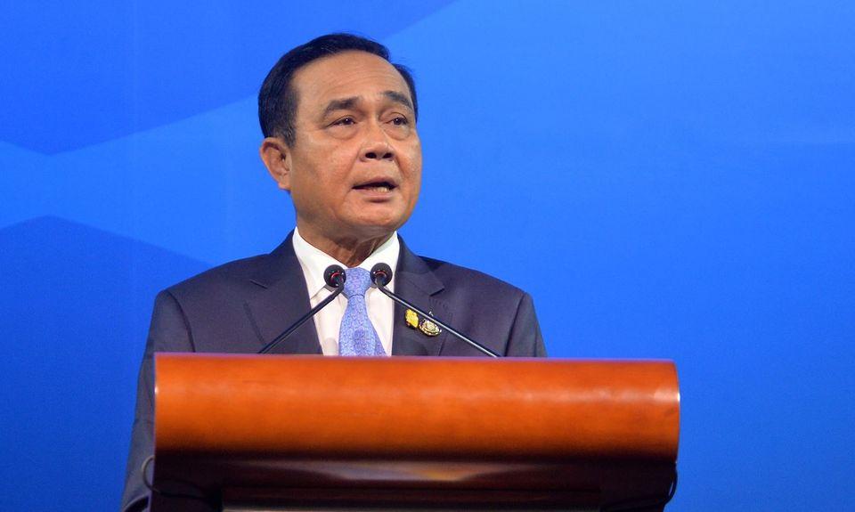 พลเอกประยุทธ์ ยืนยันไทยพร้อมร่วมผลักดัน อาเซียนปลอดยาเสพติด