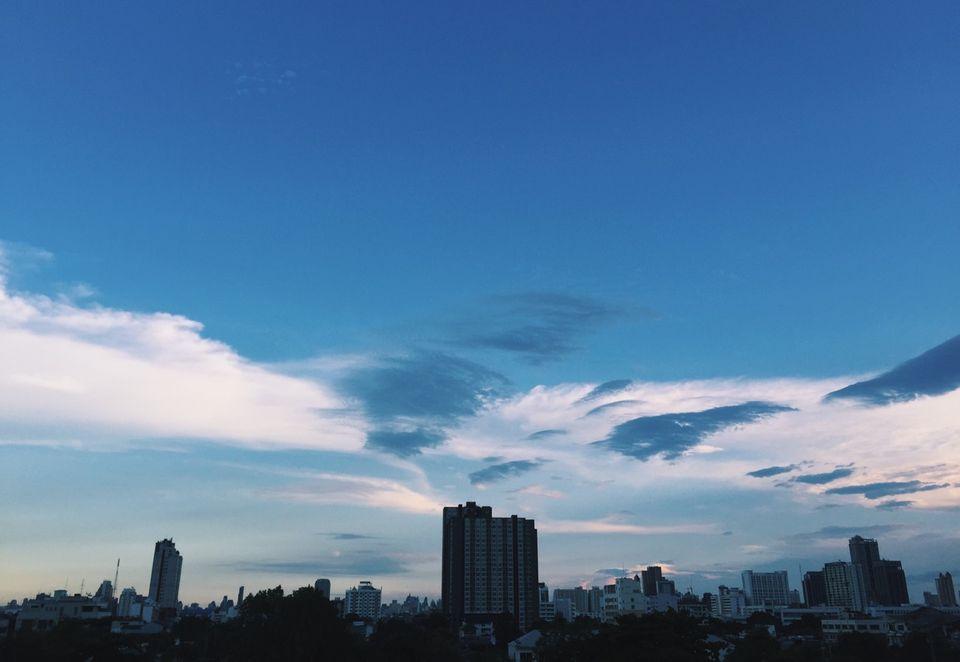 ท้องฟ้าน่ามอง