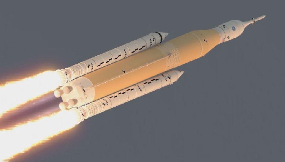 นาซาเร่งสร้างจรวด สำรวจดวงจันทร์ ดาวอังคาร