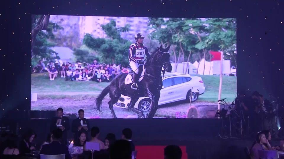สมเด็จพระเจ้าลูกเธอ เจ้าฟ้าสิริวัณณวรี นารีรัตนราชกัญญา ทรงเป็นประธานในงานพระราชทานรางวัล Equestrian Rising Star Awards Night 2019