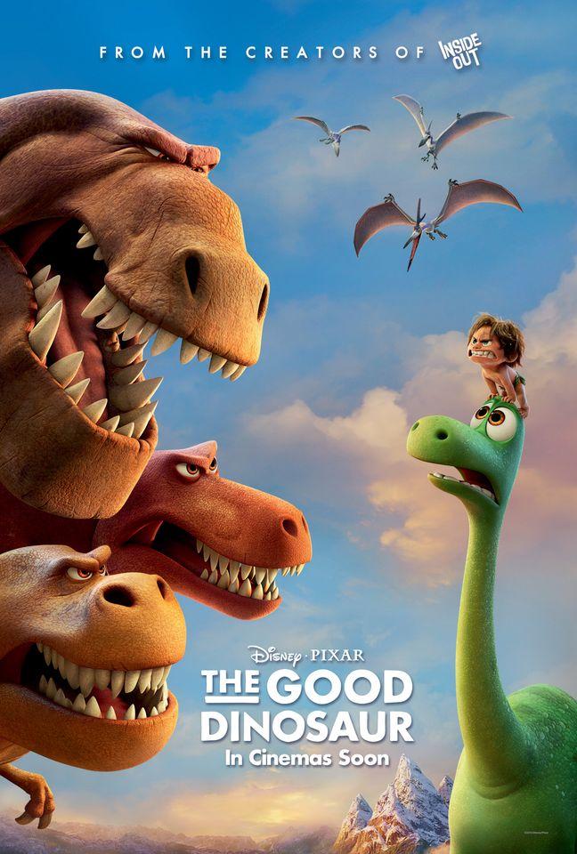 """ภ.แอนิเมชัน """"ผจญภัยไดโนเสาร์เพื่อนรัก"""" (THE GOOD DINOSAUR)"""
