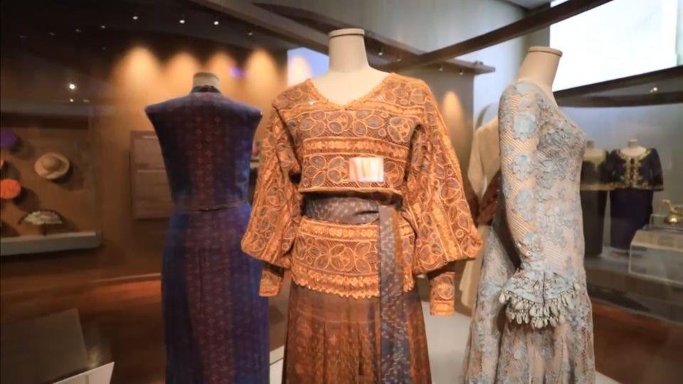 พิพิธภัณฑ์ผ้าฯ งามล้ำราชพัสตราภรณ์ นำผ้าไทยสู่สากล