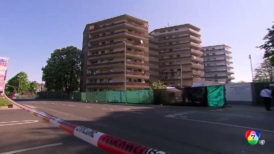 เยอรมนีเร่งตรวจสอบอะพาร์ตเมนต์ หลังพบผู้ติดเชื้อโควิด-19