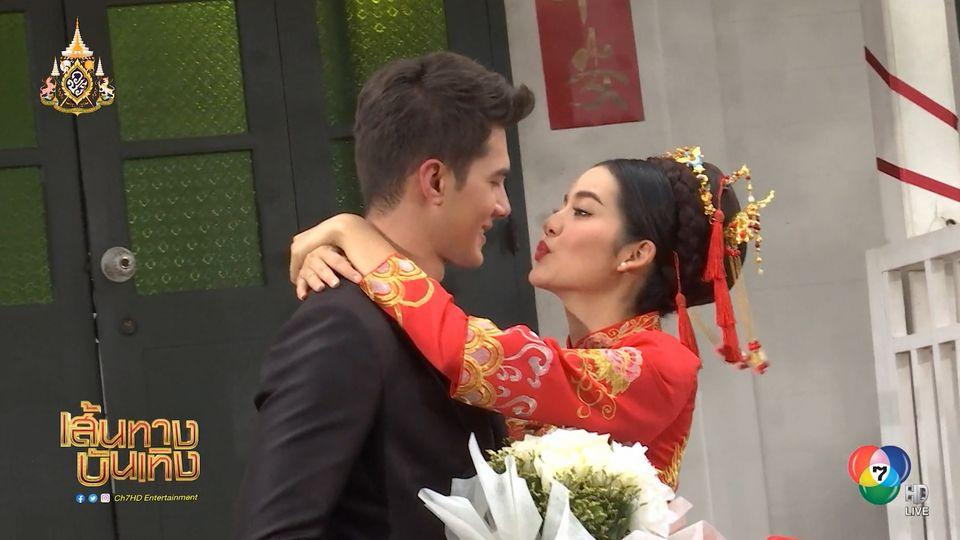 หวานส่งท้าย! มิกค์ ทองระย้า - โบว์ เมลดา เข้าฉากแต่งงาน ปิดฉากละครมนตร์กาลบันดาลรัก
