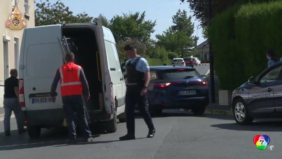 อุบัติเหตุรถไฟชนรถยนต์ในฝรั่งเศส