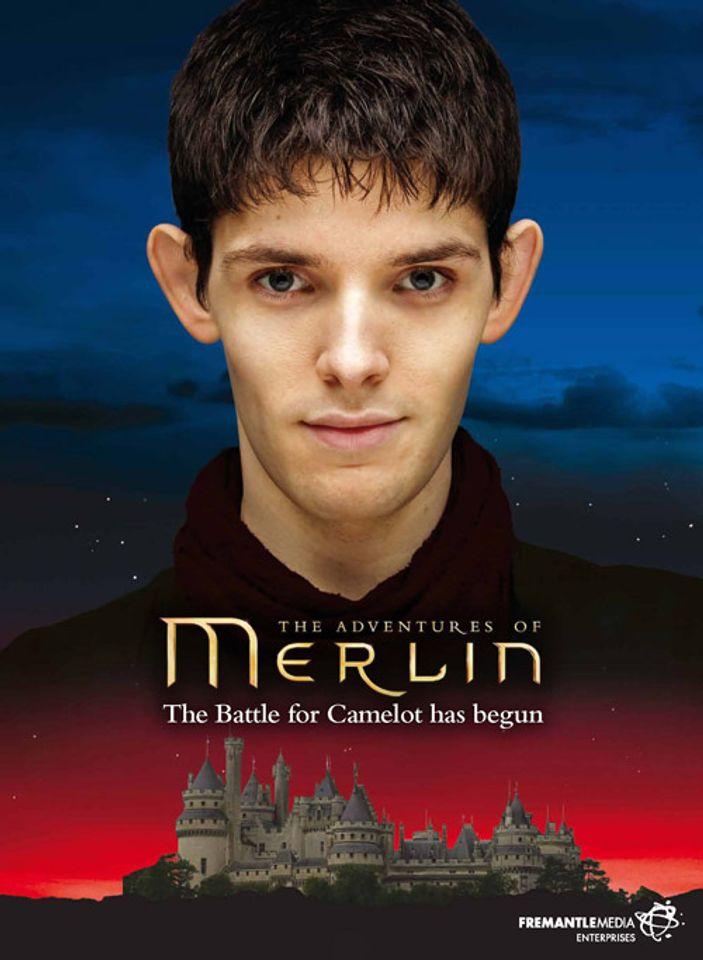 """ภาพยนตร์ฝรั่งชุด เรื่อง """"เมอร์ลิน พ่อมดผู้พิทักษ์ ปี 3"""" (THE ADVENTURE OF MERLIN YR.3)"""
