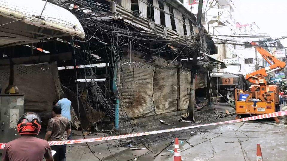 ตำรวจชี้แล้ว เหตุป่วนกรุง วางเพลิง - ระเบิด 14 จุด มีนายทุนสั่งการจากนอกประเทศ