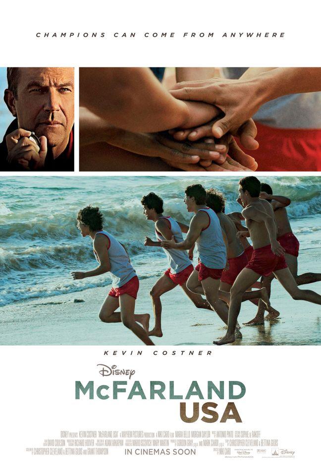 """ภ.ฝรั่ง โปรแกรมเพชรหนังพันล้าน """"แมคฟาร์แลนด์ วิ่ง คว้า ฝัน"""" (McFARLAND, USA)"""