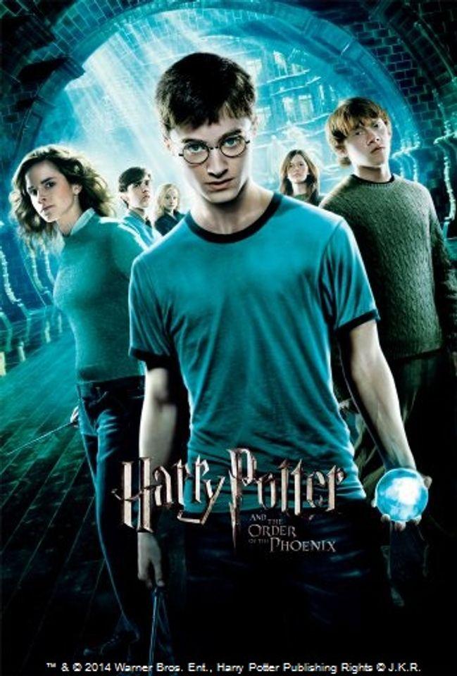 HARRY POTTER MANIA ภ.ฝรั่ง แฮร์รี่ พอตเตอร์ กับภาคีนกฟีนิกซ์ (HARRY POTTER AND THE ORDER OF THE PHOENIX<sup>TM</sup>)