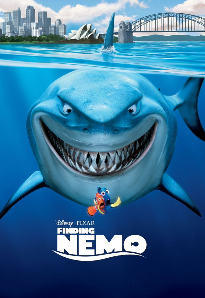 """ภ.แอนิเมชัน """"นีโม...ปลาเล็กหัวใจโต๊...โต"""" (FINDING NEMO)"""