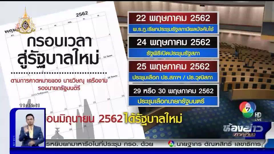 พรรคภูมิใจไทย - ประชาธิปัตย์ ขั้วที่ 3 หรือร่วมพลังประชารัฐ